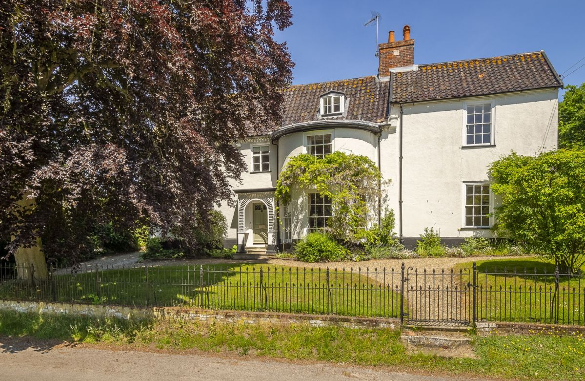The Old Rectory a holiday cottage rental for 8 in Heveningham,