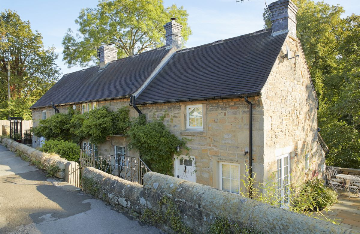Details about a cottage Holiday at Bridge Foot Cottage