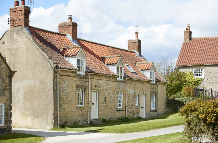 Librarian's Cottage a holiday cottage rental for 4 in Castle Howard,