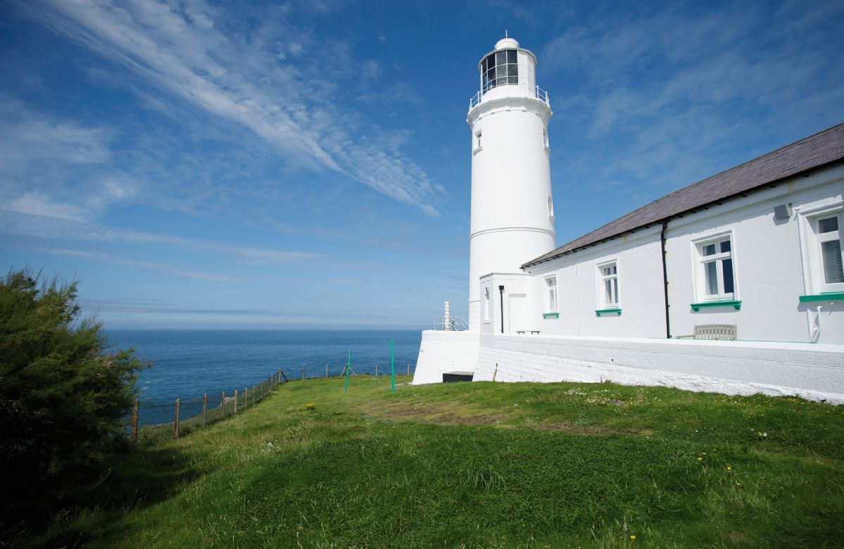 Brook Cottage a holiday cottage rental for 4 in Trevose Head Lighthouse,