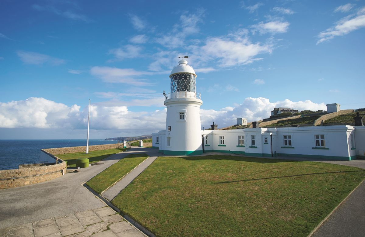 Solebay Cottage a holiday cottage rental for 4 in Pendeen Lighthouse,