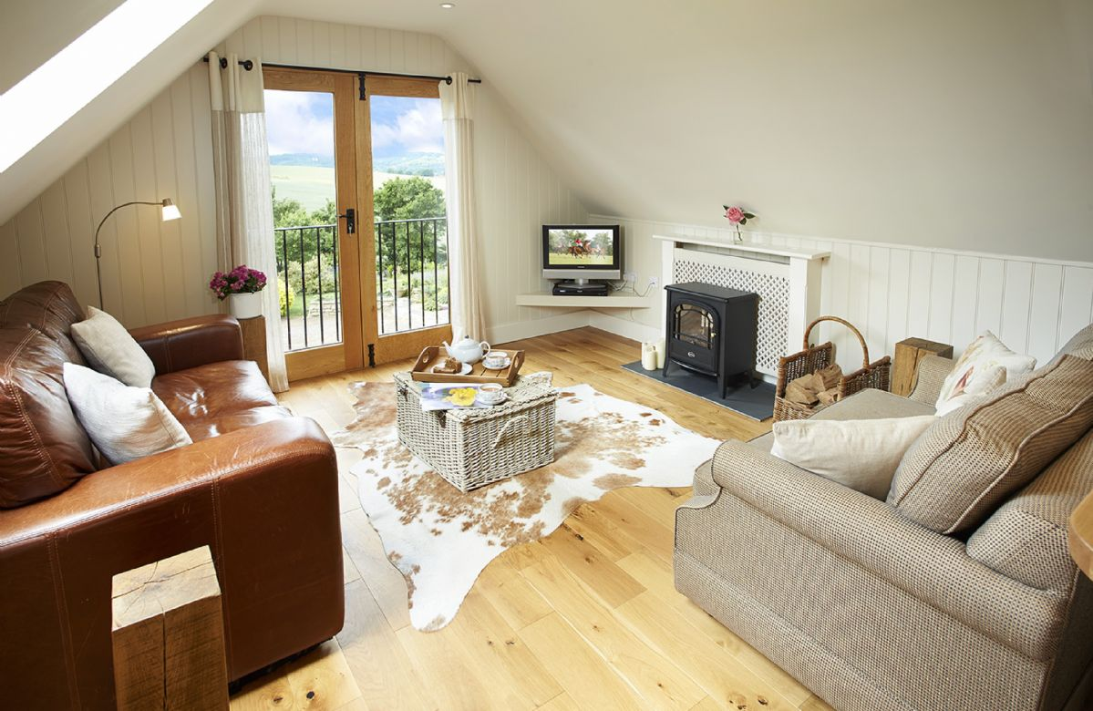 The Loft a holiday cottage rental for 2 in Goring on Thames,