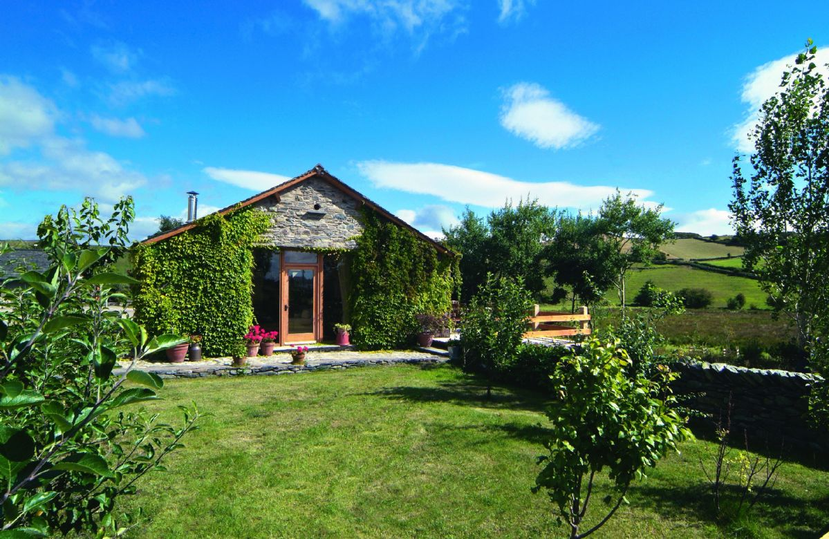 Fellside Barn a holiday cottage rental for 4 in Broughton Beck,