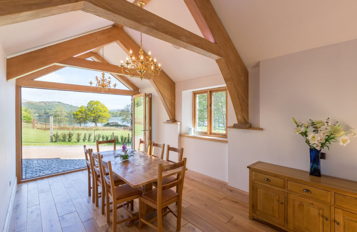 The Great Barn a holiday cottage rental for 6 in Ullswater,