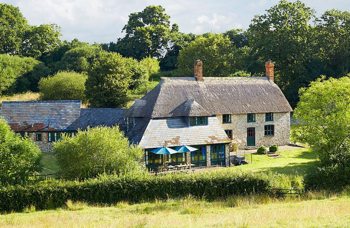 Chubbs Farm a holiday cottage rental for 12 in Axminster,