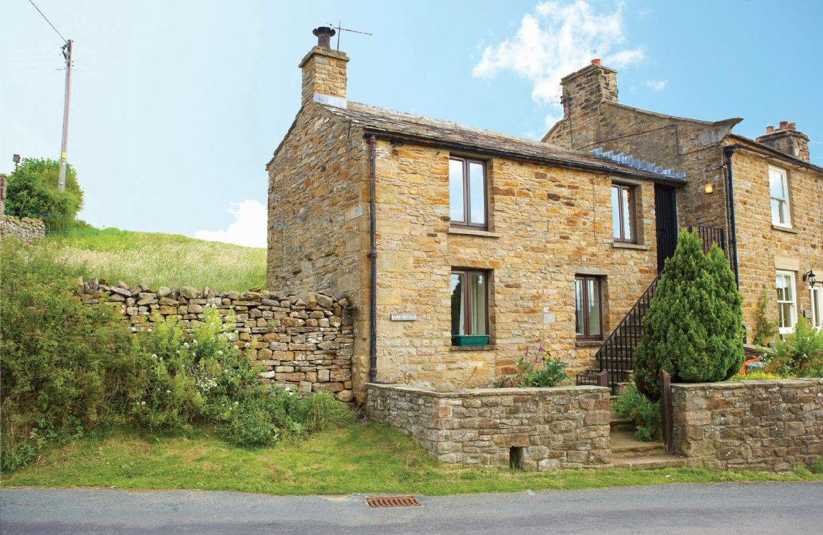Barn Cottage a holiday cottage rental for 3 in Carlton in Coverdale,