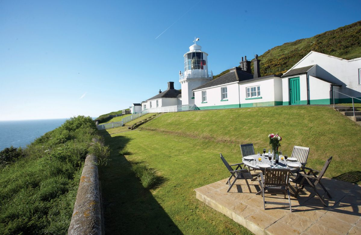 Galatea a holiday cottage rental for 5 in Whitby Lighthouse,
