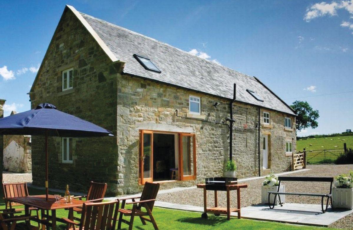 Image of Haughton Castle - Farm House