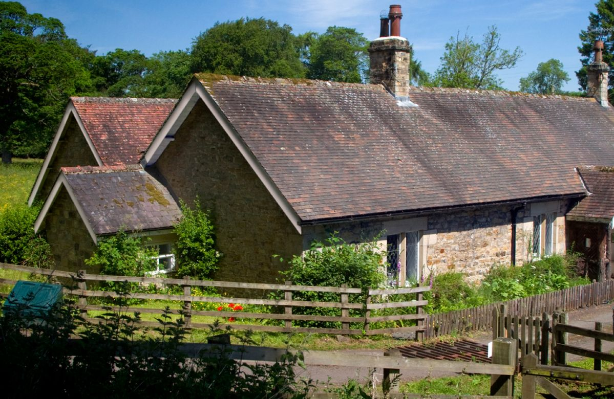 Image of Haughton Castle - Garden Cottage