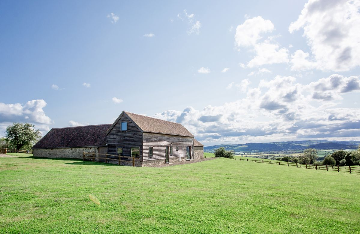 Wassell Barn a holiday cottage rental for 6 in Craven Arms,