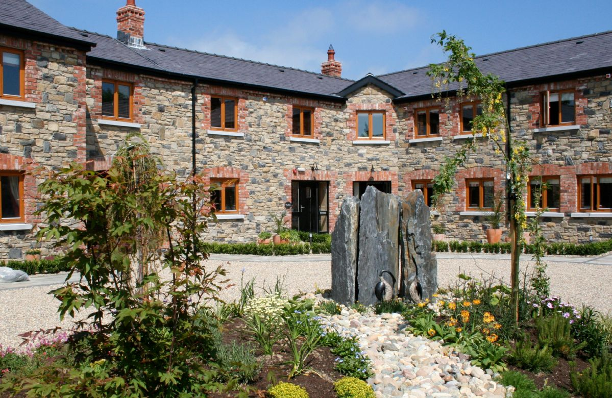 The Parlour a holiday cottage rental for 5 in Navan,