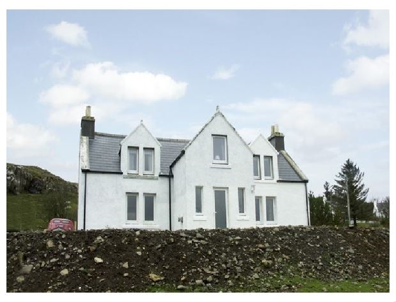 Kintillo a holiday cottage rental for 4 in Dunvegan,