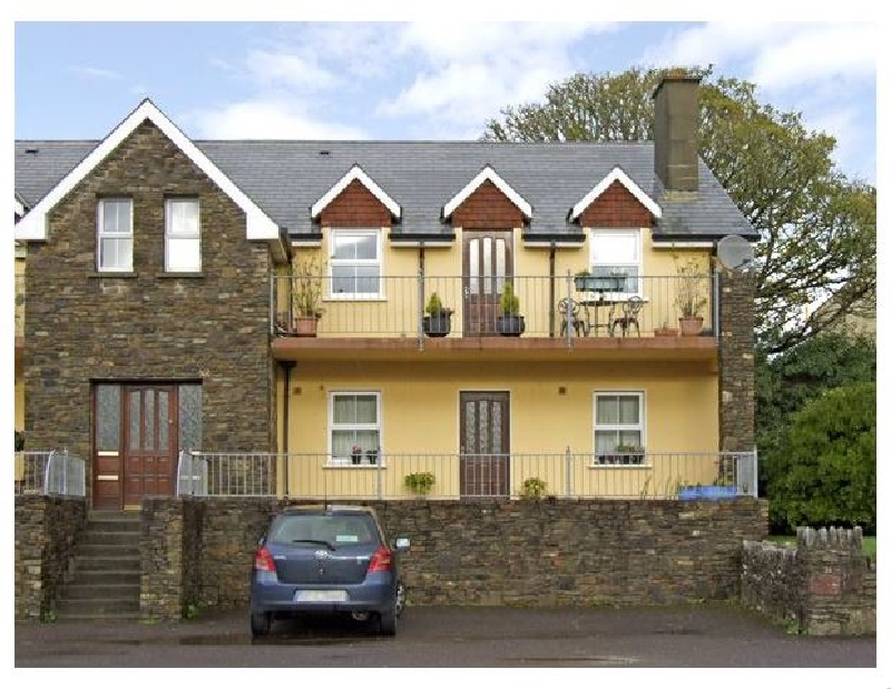 4 Bell Heights Apartments a holiday cottage rental for 4 in Kenmare,