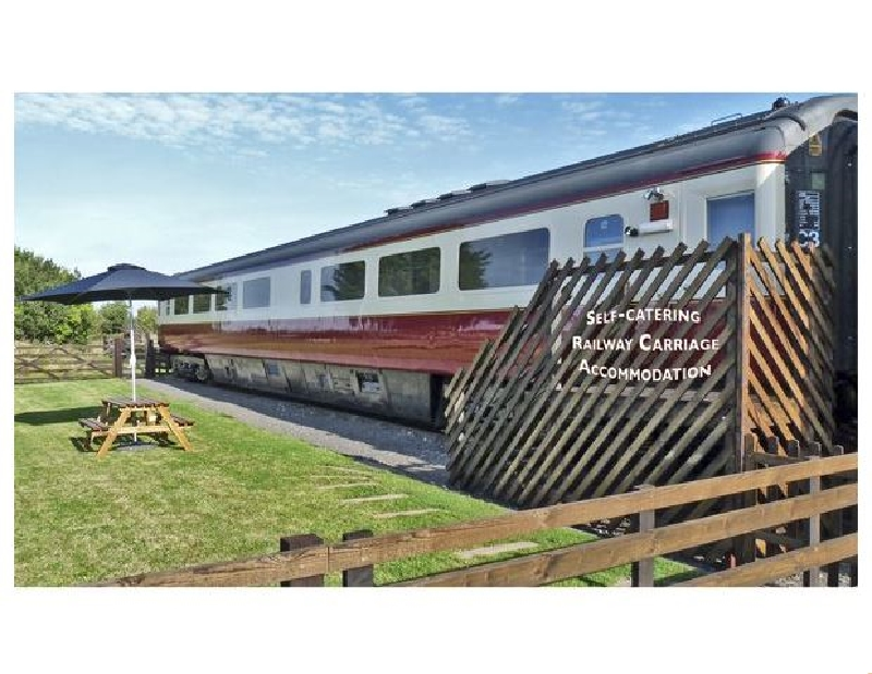Image of Converted Railway Carriage