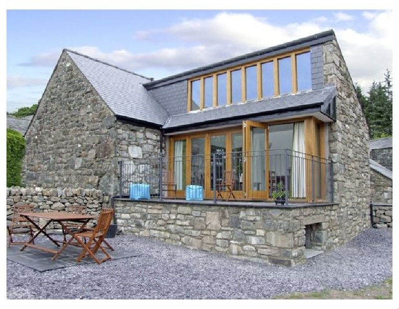 Y Beudy a holiday cottage rental for 5 in Trawsfynydd,