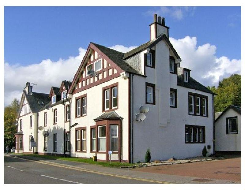Aberfoyle Apartment a holiday cottage rental for 3 in Aberfoyle,