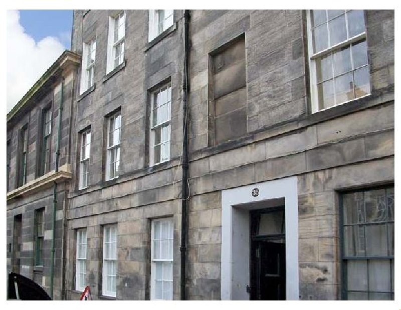 35 Barony Street a holiday cottage rental for 6 in Edinburgh,