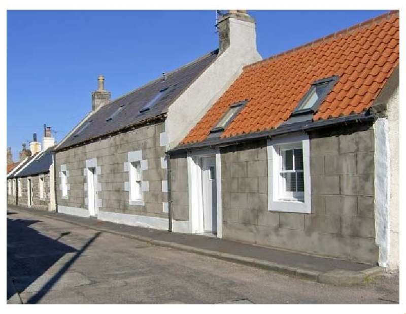 85 Seatown a holiday cottage rental for 6 in Cullen,