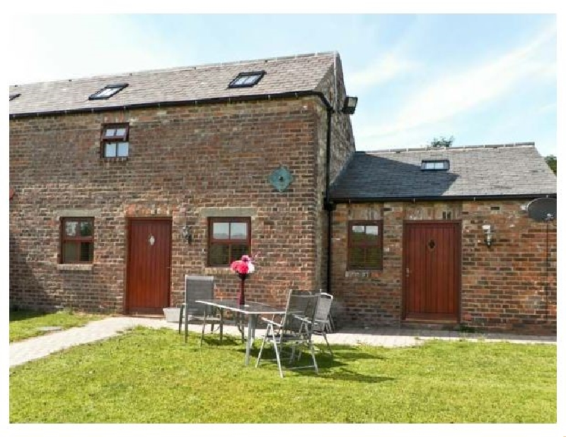 The Byre a holiday cottage rental for 4 in Coxhoe,