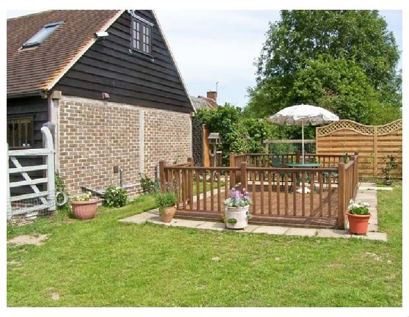 The Studio- Horseshoe Cottage a holiday cottage rental for 2 in Fulbourn,