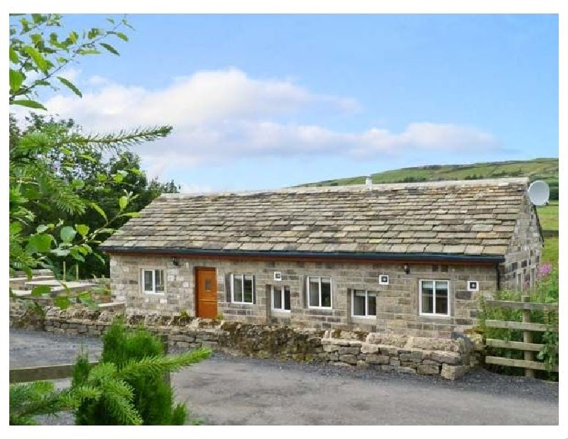 Pack Horse Stables a holiday cottage rental for 3 in Hebden Bridge,