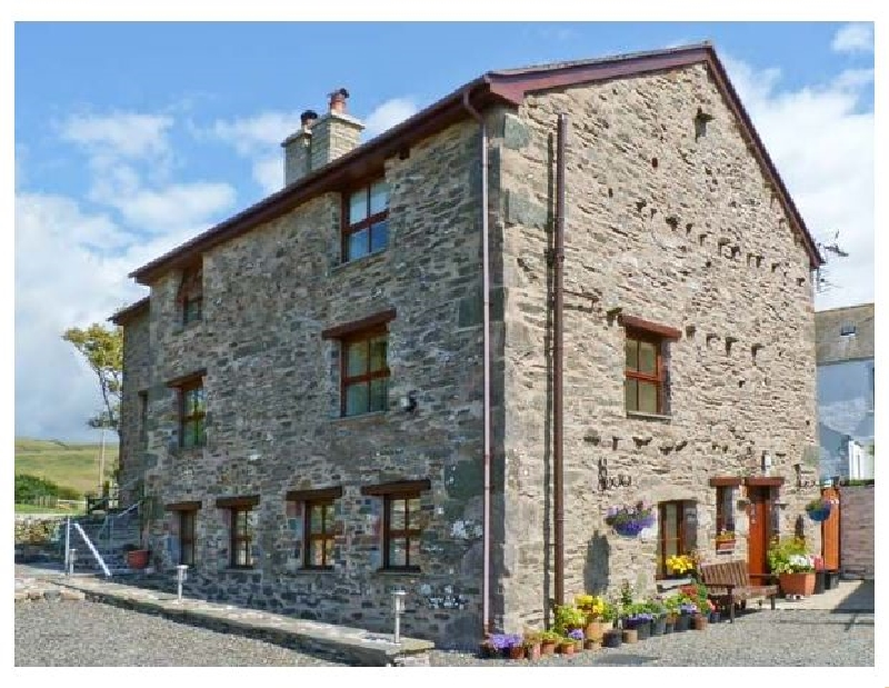Raceside Cottage a holiday cottage rental for 5 in Kirksanton,