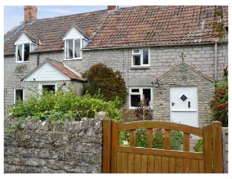 Woodforde Cottage a holiday cottage rental for 4 in Babcary,