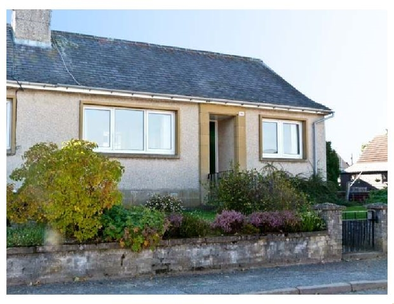Beech Yard Cottage a holiday cottage rental for 2 in Tomintoul,