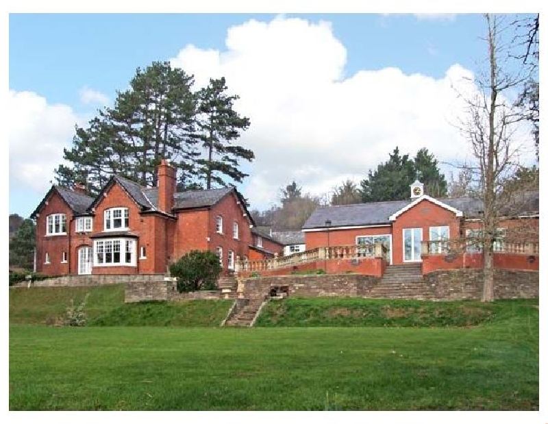 The Croft a holiday cottage rental for 24 in Peterchurch,
