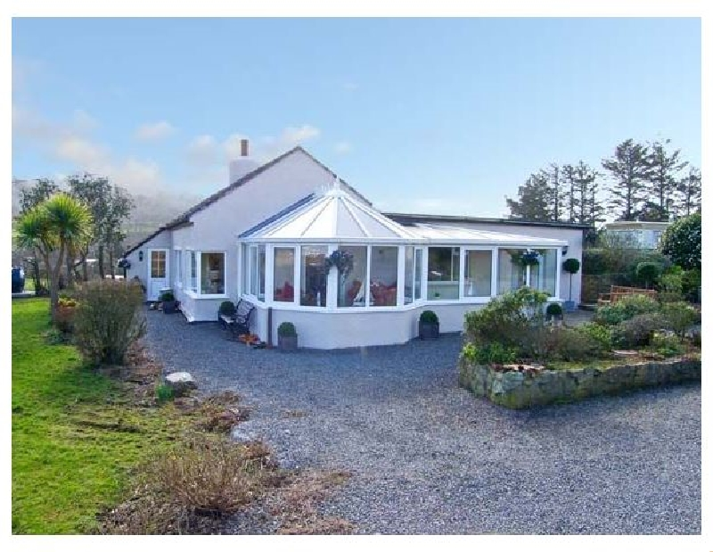 Seaview a holiday cottage rental for 6 in Moelfre,