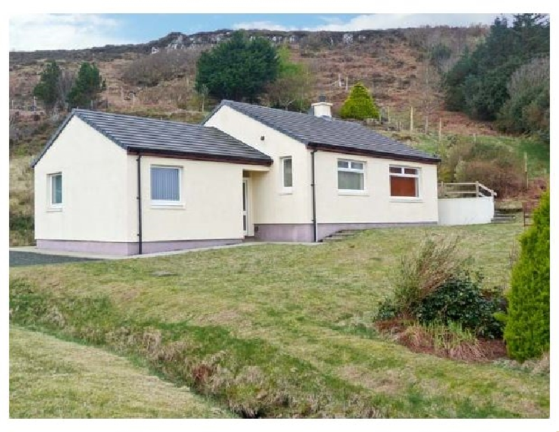 Taigh an Tobair (House by the Well) a holiday cottage rental for 5 in Dunvegan,