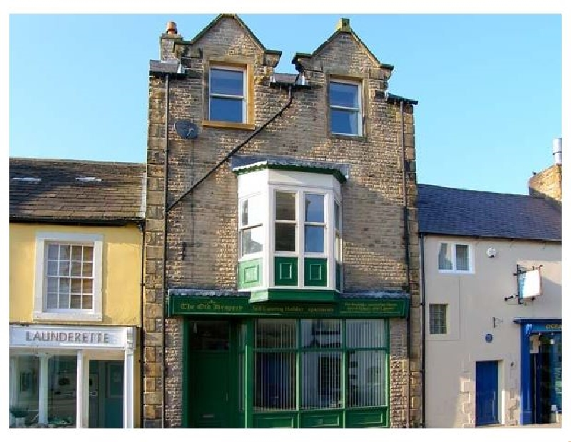 The Old Drapery a holiday cottage rental for 2 in Haltwhistle,