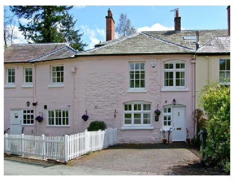 East Cottage a holiday cottage rental for 6 in Church Stretton,