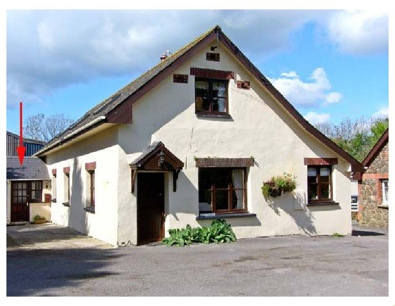 Stable Cottage a holiday cottage rental for 4 in Haverfordwest,