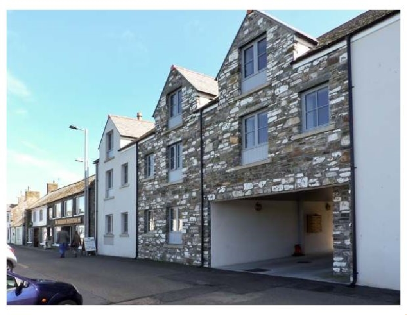 Smuggler's Den a holiday cottage rental for 2 in Isle Of Whithorn,