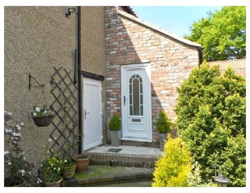 Annexe a holiday cottage rental for 2 in Thirsk,