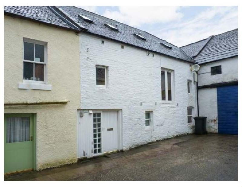 The Old Brewery Store a holiday cottage rental for 4 in Gatehouse Of Fleet,