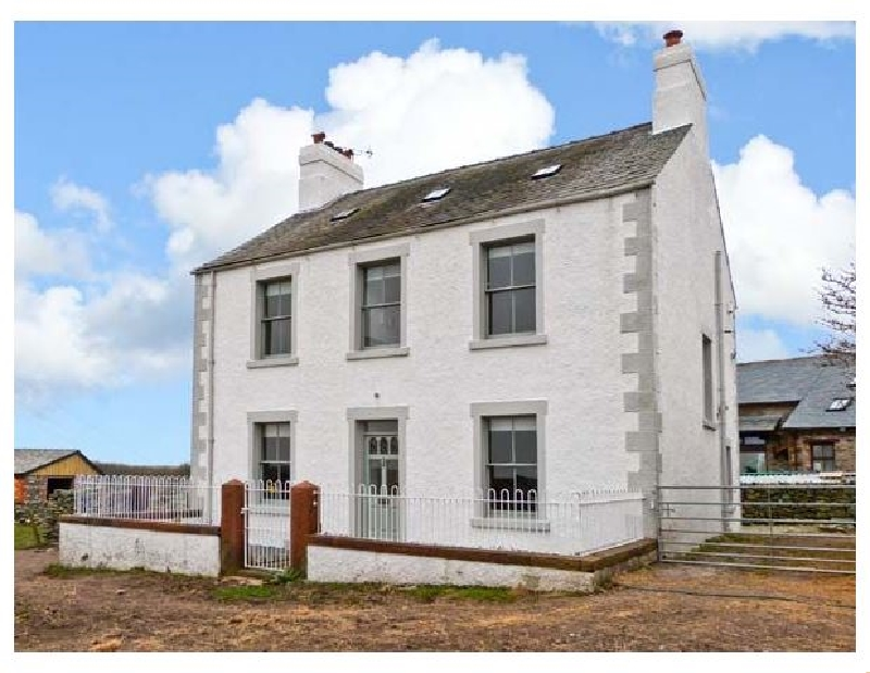 Raceside Farm a holiday cottage rental for 10 in Kirksanton,