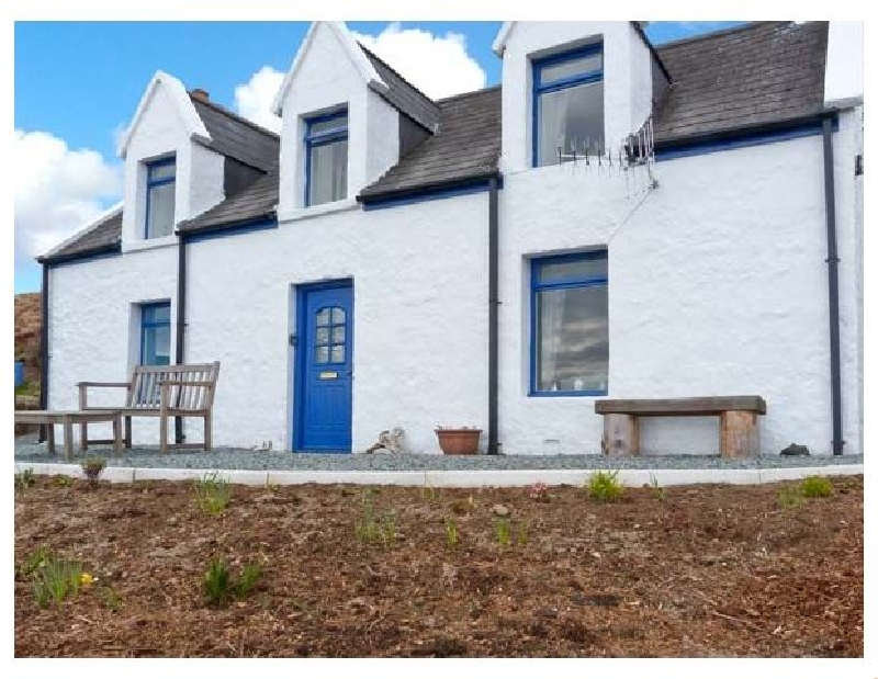 Slioch a holiday cottage rental for 5 in Staffin,
