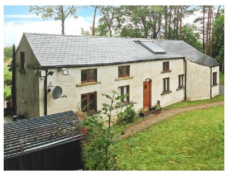 Glory Cottage a holiday cottage rental for 5 in Kells,
