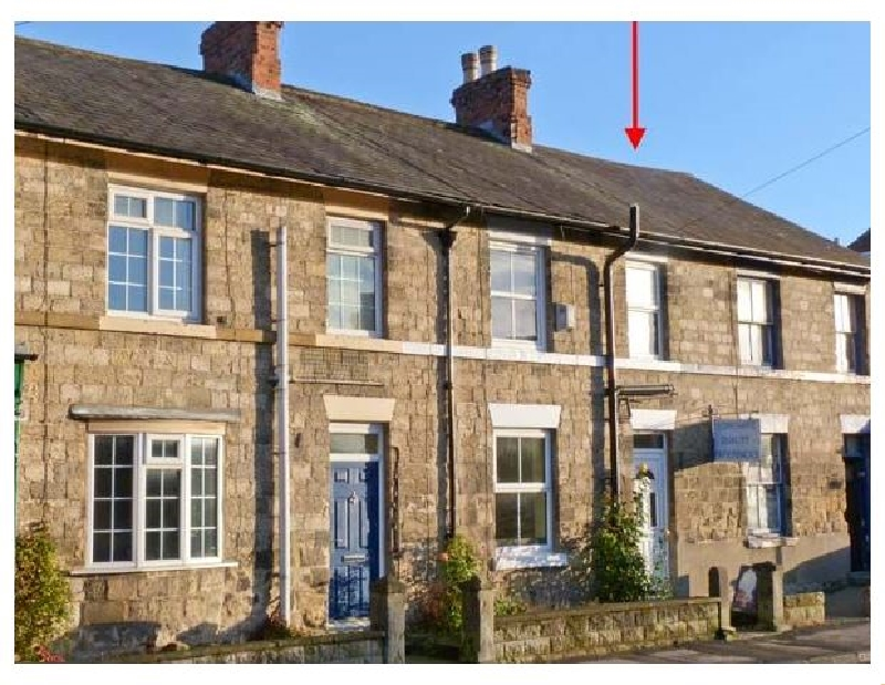 Platform 2 & 3/4 a holiday cottage rental for 6 in Pickering,