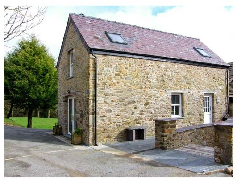 The Old Corn Store a holiday cottage rental for 4 in St Clears,