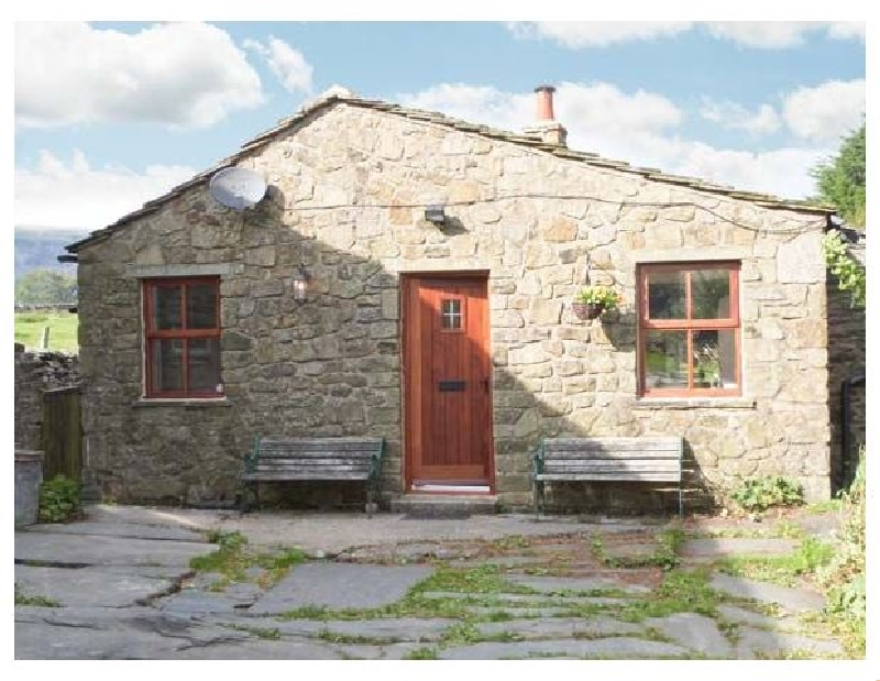 Wagon House a holiday cottage rental for 2 in Helwith Bridge,