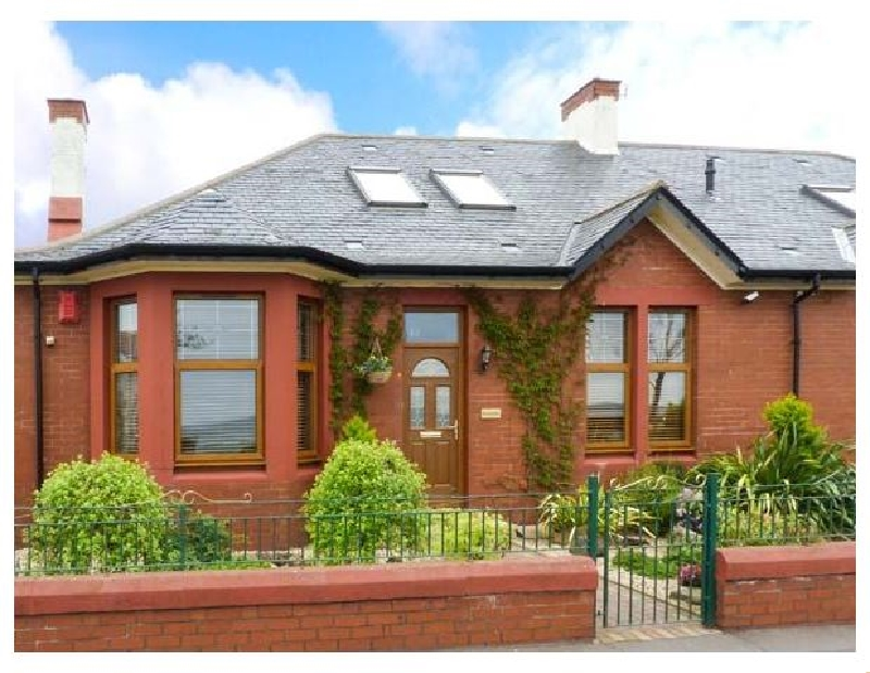 Rockville a holiday cottage rental for 6 in Leven,