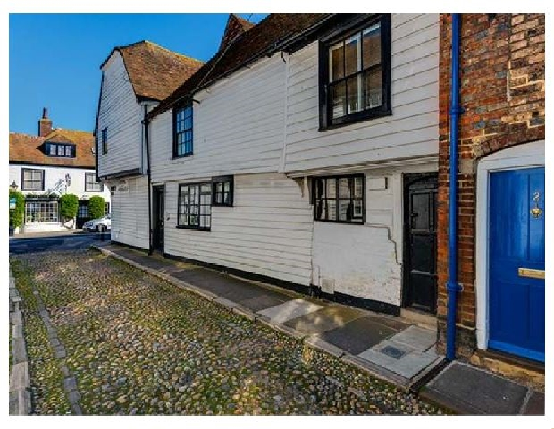 Flushing House a holiday cottage rental for 5 in Rye,