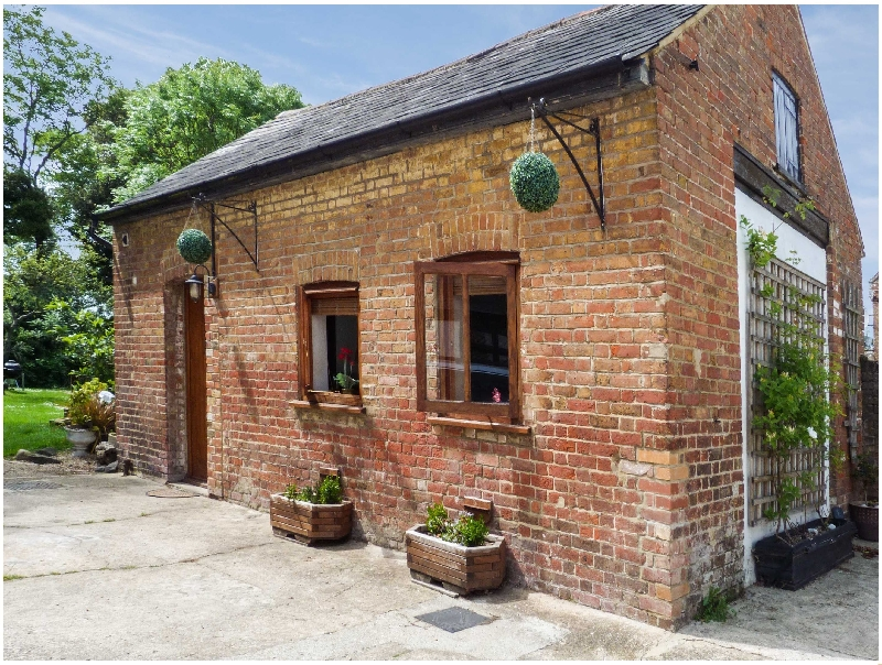 The Old Dairy a holiday cottage rental for 2 in Herne,