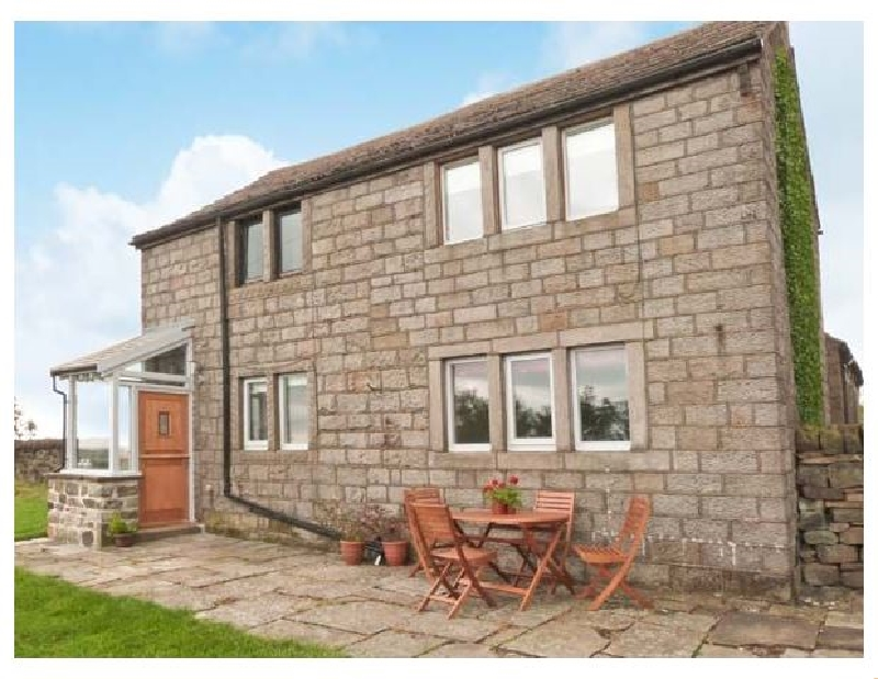 Knowle Lodge a holiday cottage rental for 2 in Cragg Vale ,