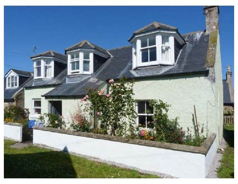 Mint Cottage a holiday cottage rental for 6 in Findhorn,