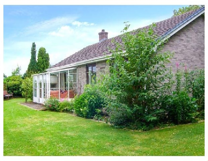 Bryn yr Haf a holiday cottage rental for 5 in Lampeter,
