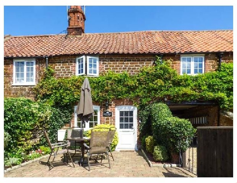 Kath's Cottage a holiday cottage rental for 2 in Heacham,